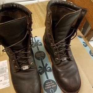 Chippewa Logger Work Boots 10 D